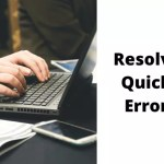 Resolving the Quickbooks Error 9000?