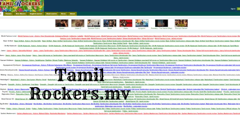 Tamil Rockers Telugu Movies download