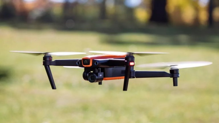 Overview Of The Top Models Of A Folding Quadrocopter With A Camera