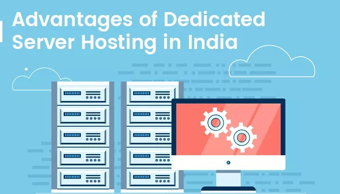 Dedicated Server Hosting in India