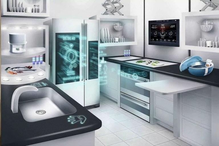 Smart technologies for a smart kitchen
