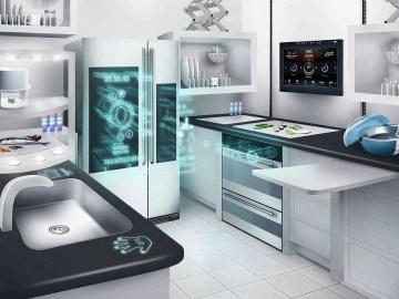 Smart technologies for a smart kitchen