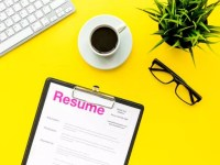 How to write a resume for a technical profile