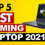 5 BEST GAMING LAPTOPS IN 2021
