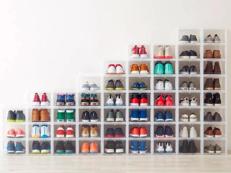 Benefits of a Shoe Storage Closet