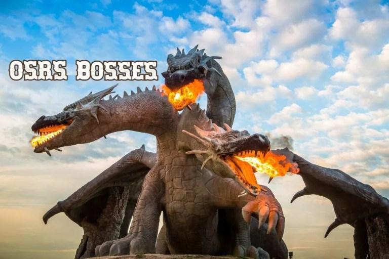 Old School RuneScape – Best Bosses to Fight