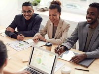What makes up a committed development team