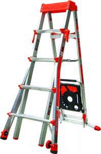 best collapsible ladder for super DIYer's