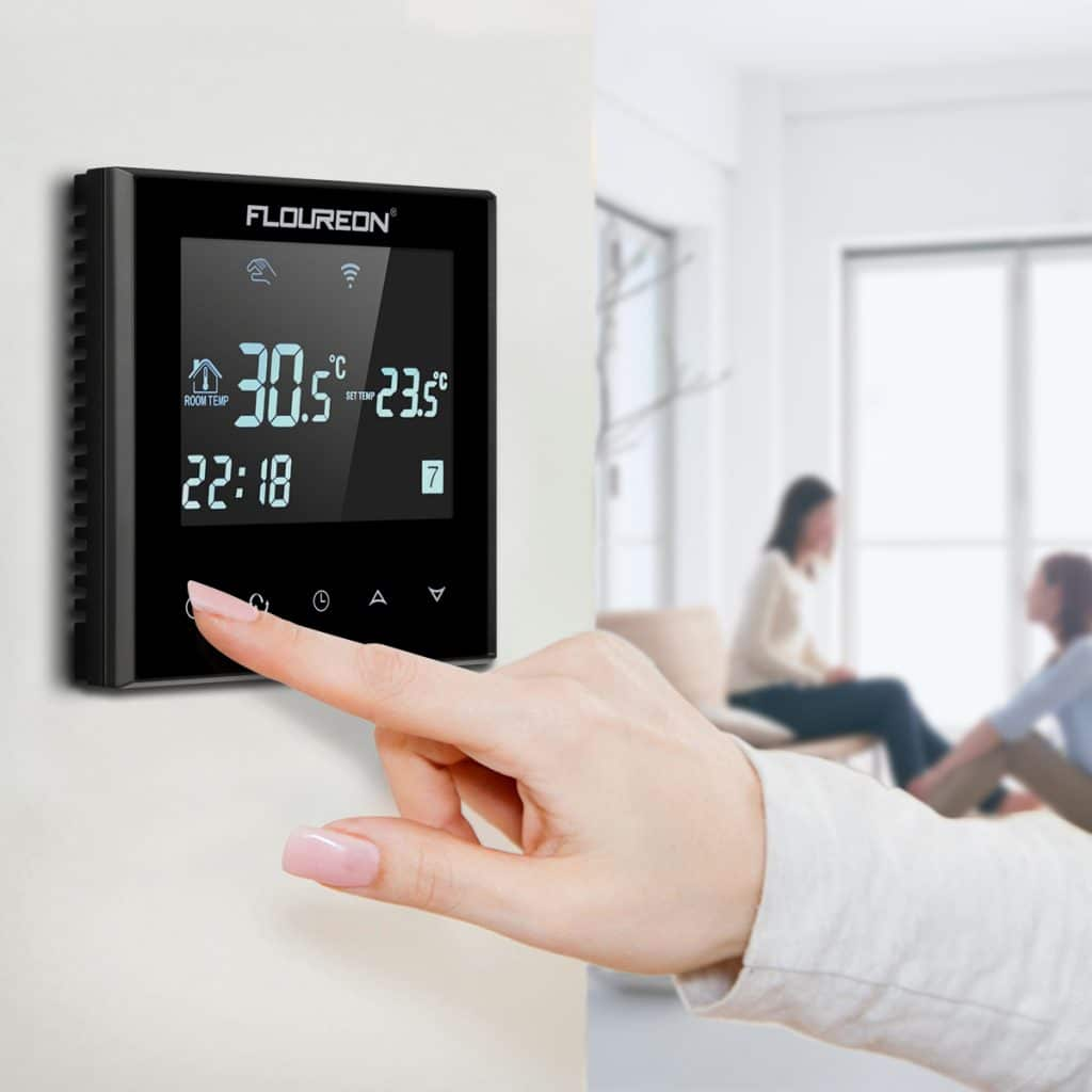 manage your home temperature with top home automation ideas