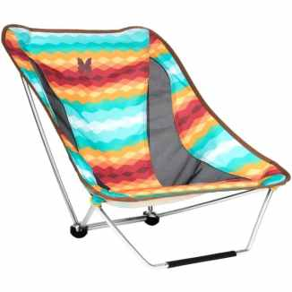 Ultralight camping chair for outdoors