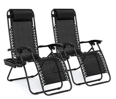 lightweight zero gravity folding chairs