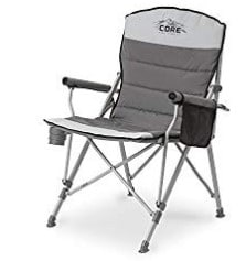 most comfortable folding camping chair