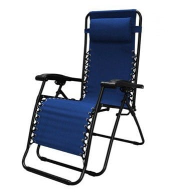 perfect zero gravity chairs for bad back