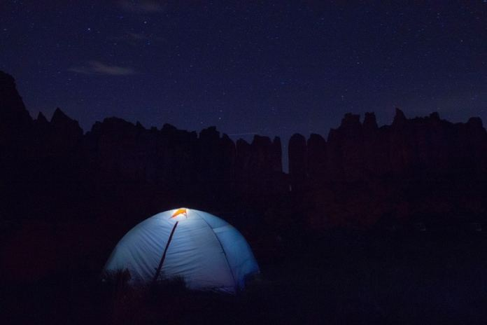 light must have camping gear