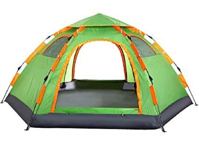 tent that must have camping gear