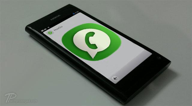 nokia n9 whatsapp