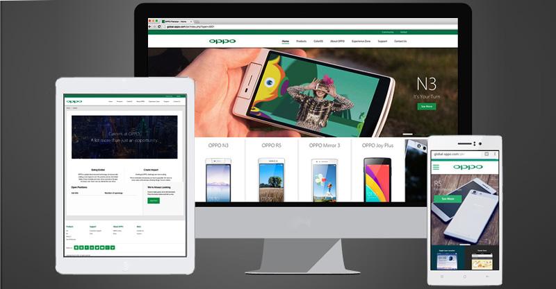 OPPO-new-website
