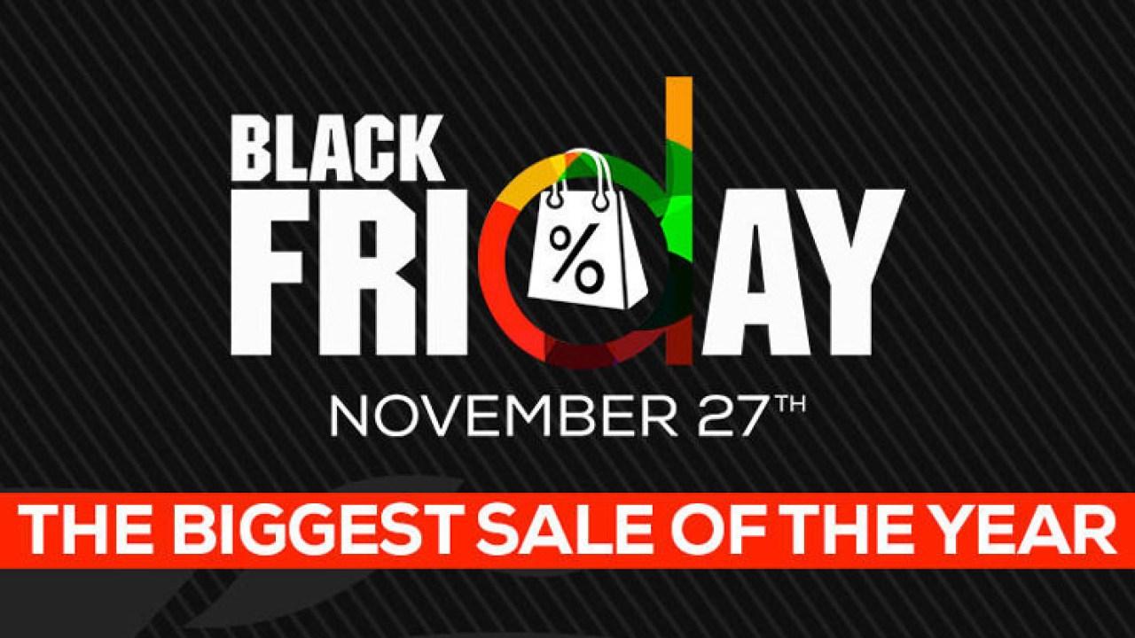 Black Friday Deals Coming Over At Daraz Pk On November 27th Tech Prolonged