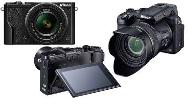 Nikon 4K DL Series - 1 inch type sensor