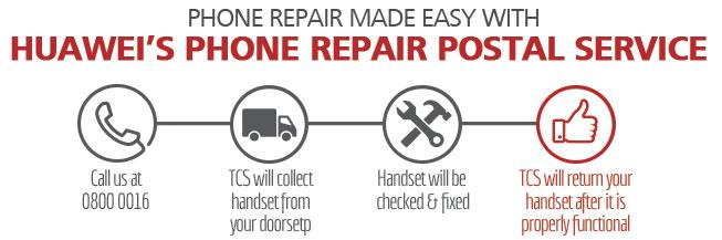 huawei-phone-postal-repair-service-flow