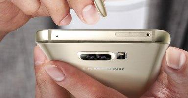 Samsung Galaxy Note 6 Note 7 Dual Camera