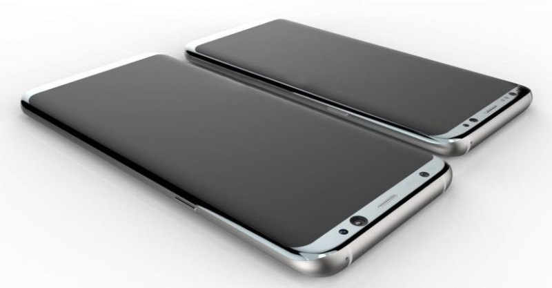 Galaxy S8 Unofficial Renders