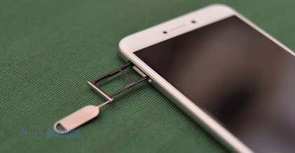 Honor 8 Lite - Hybrid SIM slot