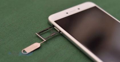 Honor 8 Lite - Hybrid SIM slot