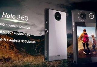 Acer Holo 360 VR Camera