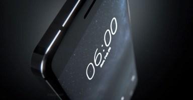 Nokia 6 Render
