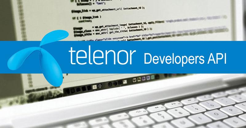 Telenor Developer API