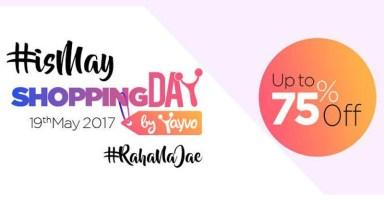 #IsMay Yayvo Campaign