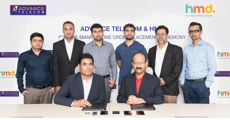Nokia HMD Advance Telecom Pakistan