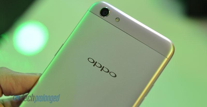 OPPO F3 Rear Camera