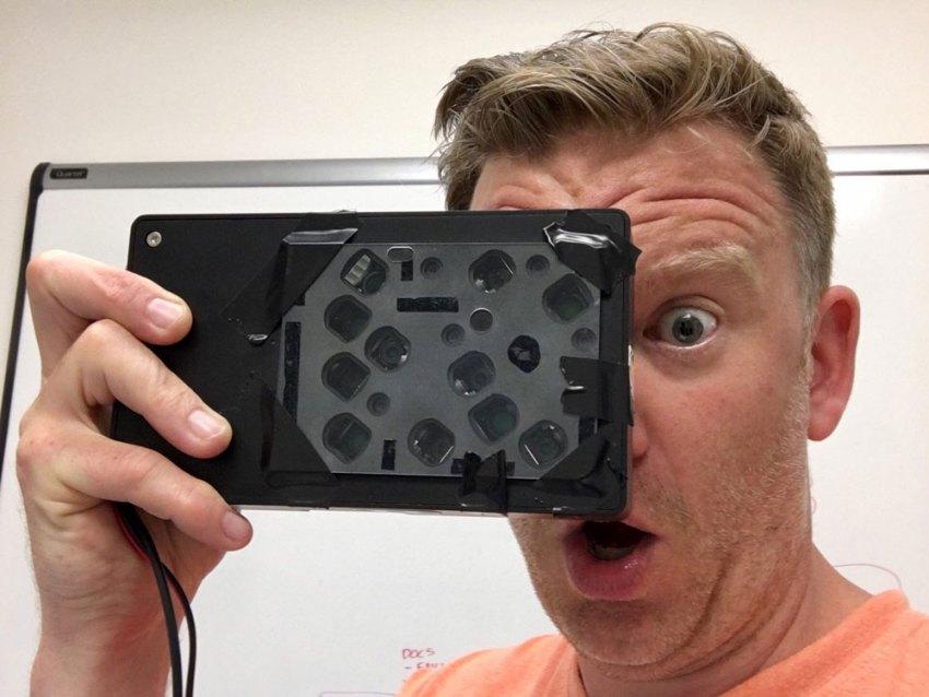 Light L16 Camera Hands-on