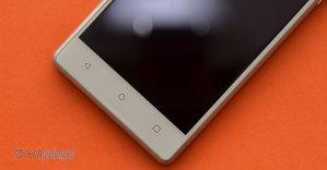 Nokia 3 Capacitive Navigation Keys