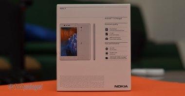 Nokia 3 Retail Pakistan Box