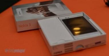 Nokia 3 Unboxed
