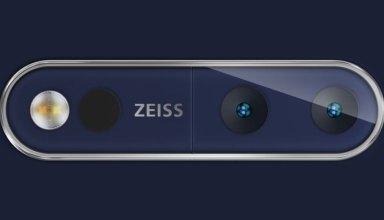 Nokia 8 Dual Camera Zeiss Lens