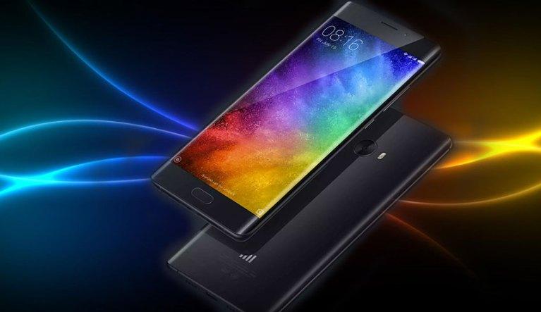 Xiaomi Mi Note 2 AMOLED Display
