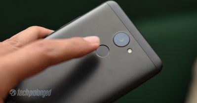Huawei Y7 Prime - Fingerprint Scanner