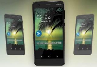 Nokia 2 Render