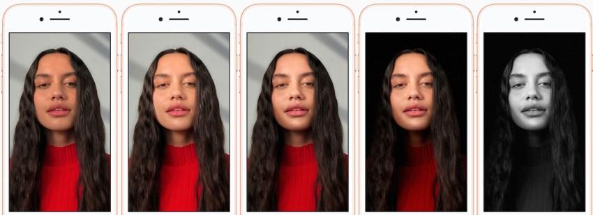 iPhone 8 Plus Portrait Lighting
