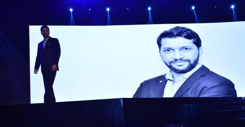Umar Ghumman, Samsung Pakistan