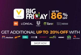 Big Friday Sale by Daraz