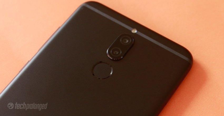 Huawei Mate 10 Lite - Upper Back