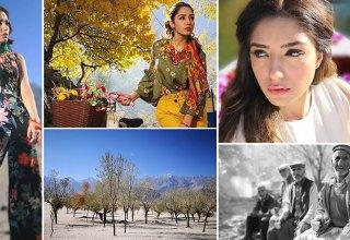 Huawei Mate 10 Pro Fashion Shoot Pakistan