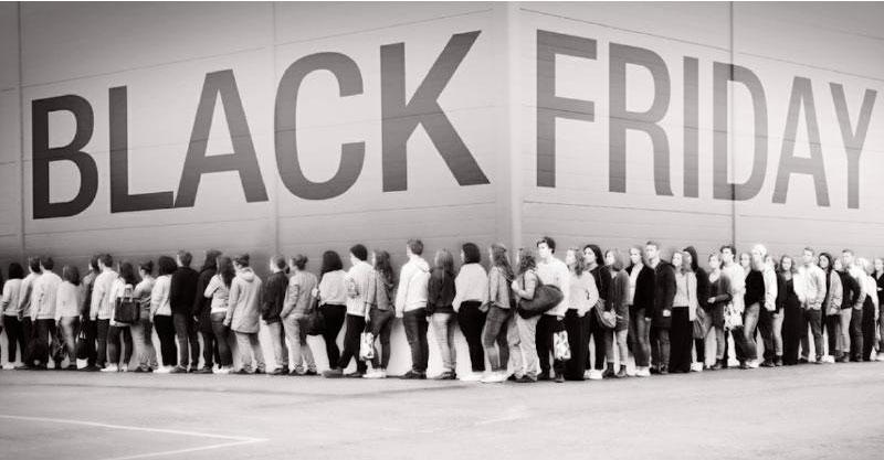 Black Friday Queue