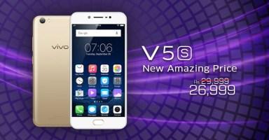 Vivo V5s Pakistan