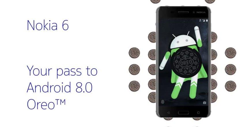 Nokia 6 Android 8 Oreo Beta